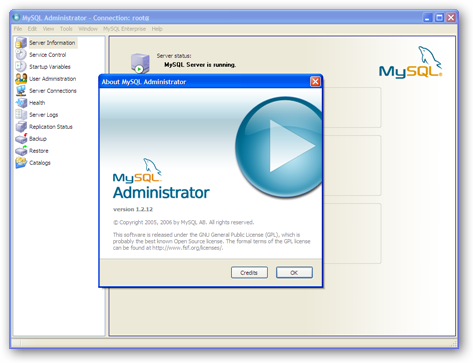 MySQL Administator