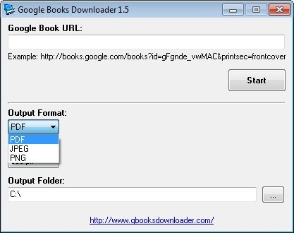 download pages from google books