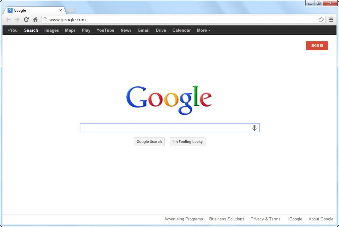 How To Change Default Homepage In Google Chrome It