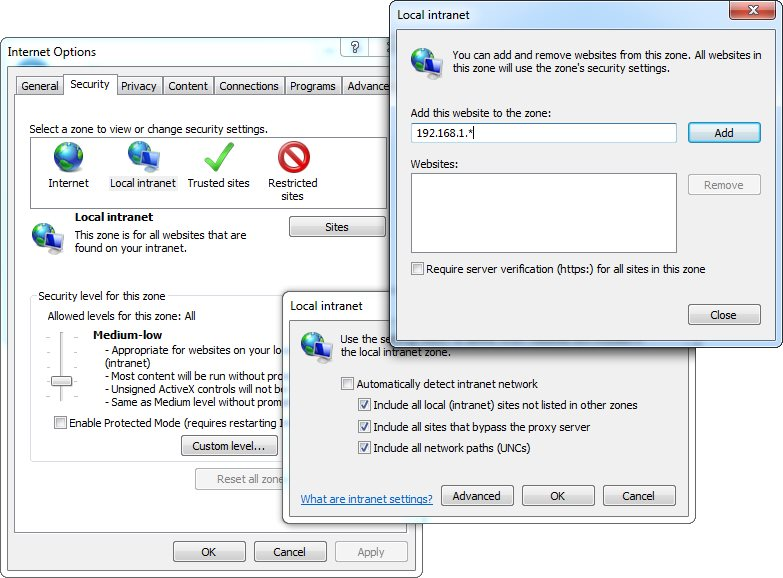 How to disable the These files might be harmful to your